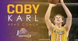 Coby Karl, nuevo entrenador de Los Angeles D-Fenders