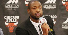 Los jóvenes de los Bulls piden a Wade que entrene más