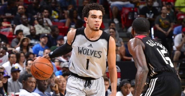 Los T-Wolves buscan la salida de Tyus Jones
