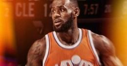 LeBron James prefiere jugar como visitante en los playoffs
