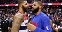 Un duelo en el aire entre gemelos decide el Pistons-Wizards