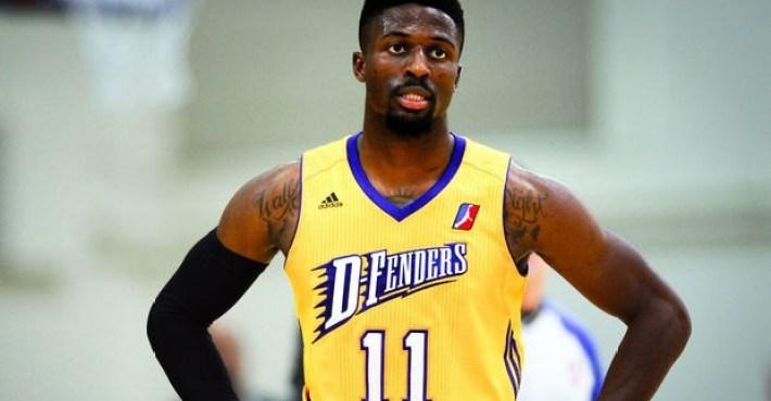 Los Lakers ejercen su opción sobre David Nwaba