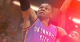 Westbrook hace historia: ya tiene triples-dobles contra todos