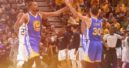Golden State Warriors, empezó el rodillo