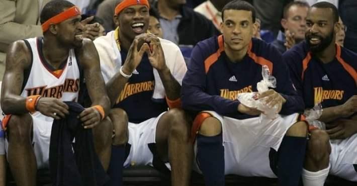 """Los Warriors honrarán el martes al equipo del """"We Believe"""""""