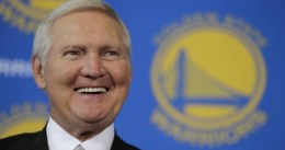 Jerry West deja Golden State para ser asesor en los Clippers
