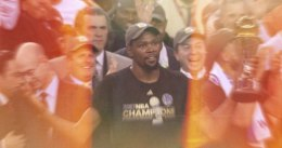 Kevin Durant no renovará con Golden State hasta finales de julio