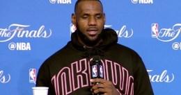 """LeBron: """"Jordan me inspiró, pero Iverson era el dios"""""""