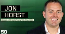 El inesperado Jon Horst, elegido nuevo GM de los Bucks