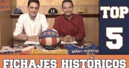 Drafteados: los cinco fichajes históricos de la NBA