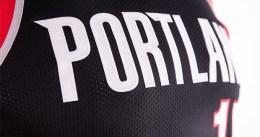 Los Blazers presentan sus nuevos uniformes Nike