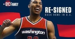 Oficial: Otto Porter Jr. se queda en los Washington Wizards