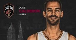 Los Cavaliers hacen oficial el fichaje de Calderón