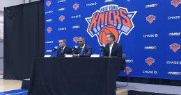 Los Knicks reconocen que Anthony puede ser traspasado