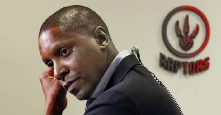 Masai Ujiri responde con firmeza a los comentarios de Trump sobre la inmigración