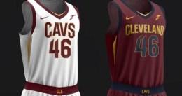 Los Cavaliers presentan sus nuevos uniformes