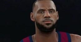 Primer vídeo de NBA 2K18: 'El Arte en NBA 2K18'