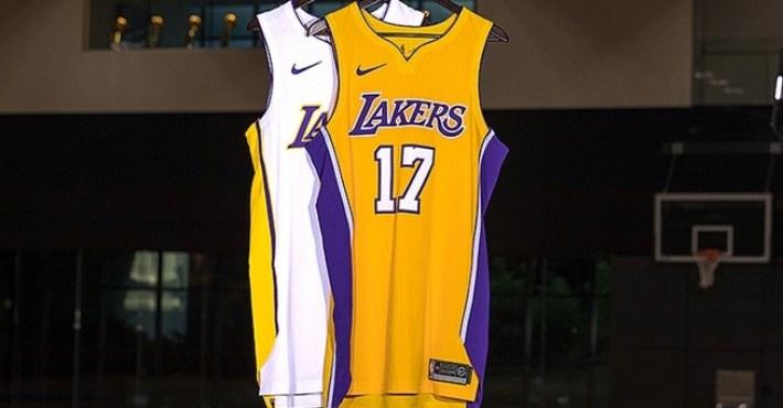 Los Lakers serán patrocinados por Wish