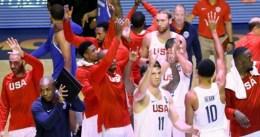 Estados Unidos, a semifinales de la AmeriCup