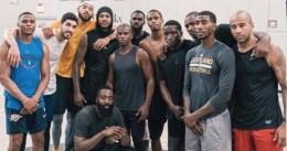 Continúan las 'pachangas' entre estrellas NBA