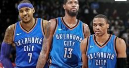Estreno del 'Big Three' de Oklahoma con victoria