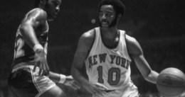 50 años del debut de Walt 'Clyde' Frazier