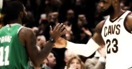 Cleveland doblega a Boston con un enorme LeBron James