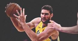 Brook Lopez anota 34 puntos en la victoria de Lakers sobre Nets