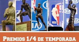 Premios NBA: Favoritos al MVP, Rookie del año…