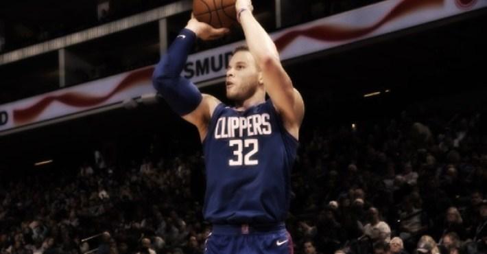 Blake Griffin podría volver este viernes ante los Lakers