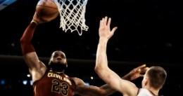 """Lue, sobre la carga de minutos de LeBron: """"Jordan con 39 años jugaba 37"""""""