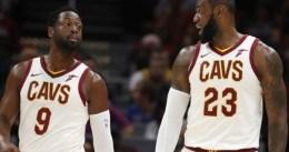 Muchos jugadores de Cleveland no querían el fichaje de Wade