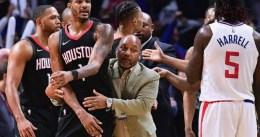 Caso Clippers-Rockets: multa a Gerald Green y Ariza; sin sanción Paul y Harden