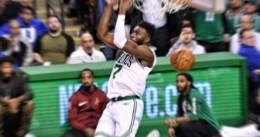 Los Celtics barren a los Cavaliers