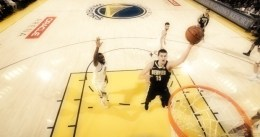 Golden State desactiva el triple-doble de Jokic