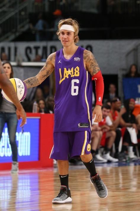 NBA All-Star Celebrity Game 2018