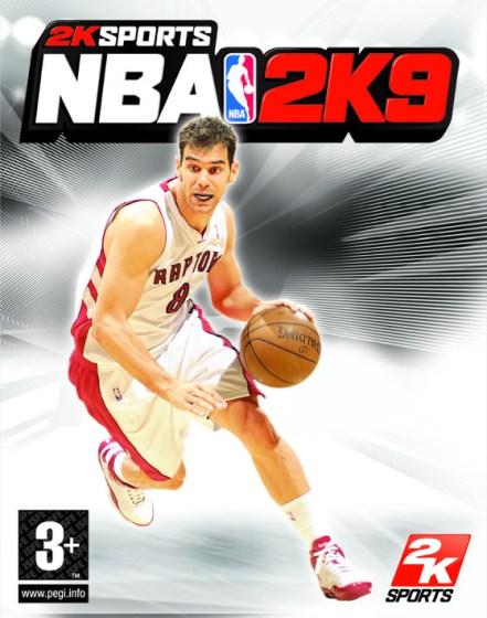 NBA 2K9 PS3 FOB
