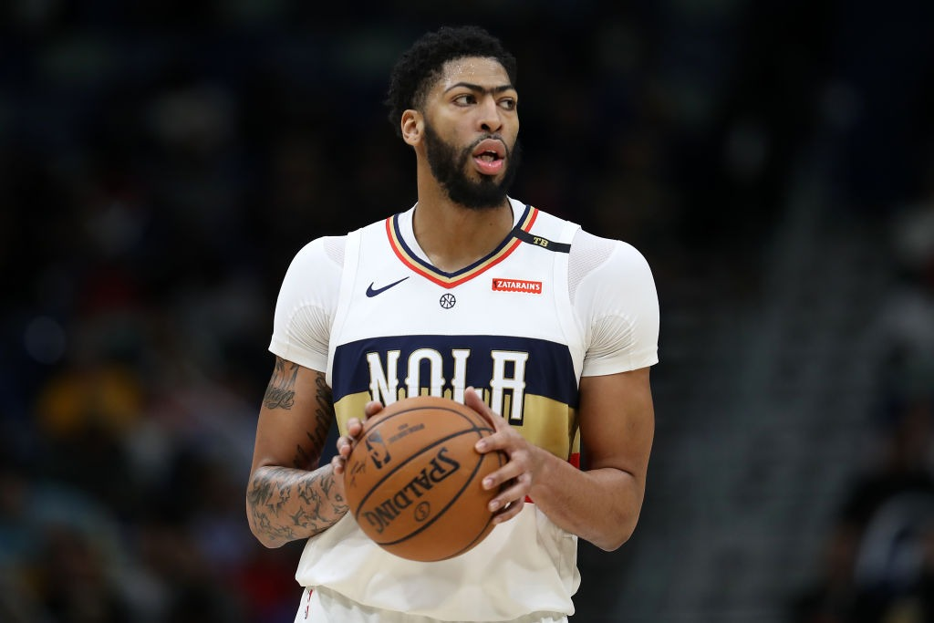 Se viene un equipazo para los Lakers: Anthony Davis y ¿Klay Thompson?