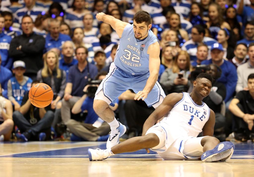 Promesa del básquet sufrió una insólita lesión