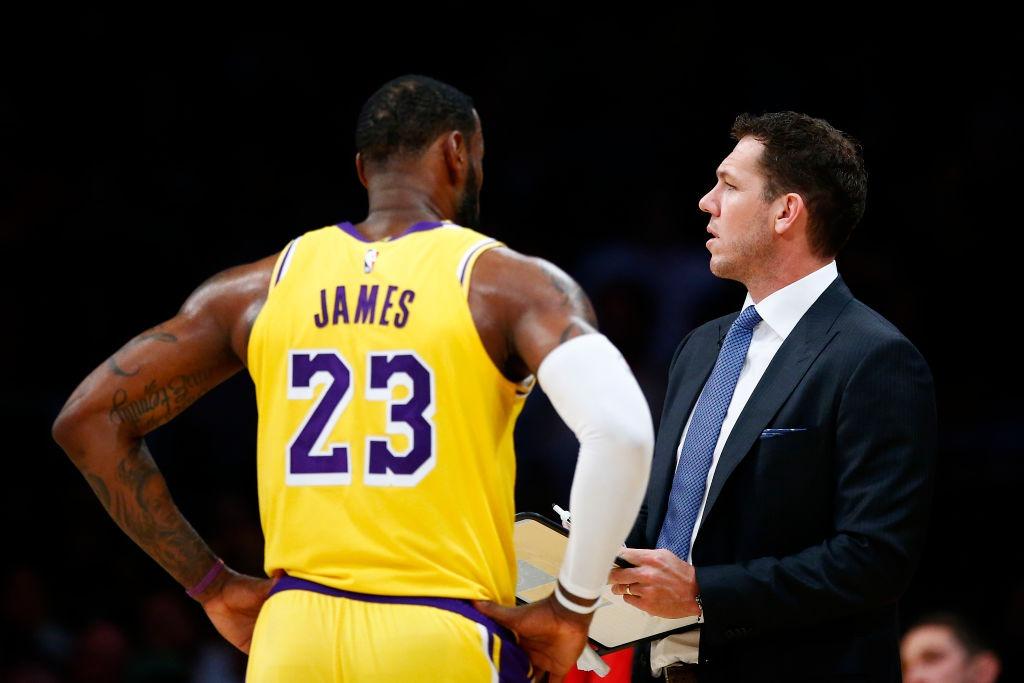 LeBron James y Los Angeles Lakers fueron campeones en ventas de camisetas