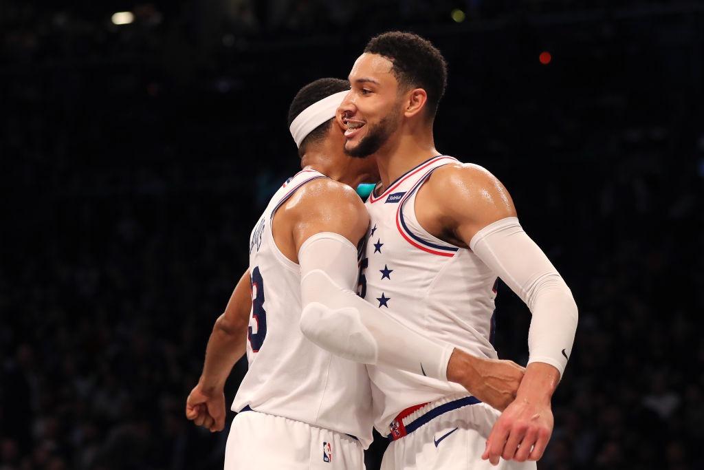 NBA: ¡Y sin Embiid! 76ers toman ventaja ante los Nets