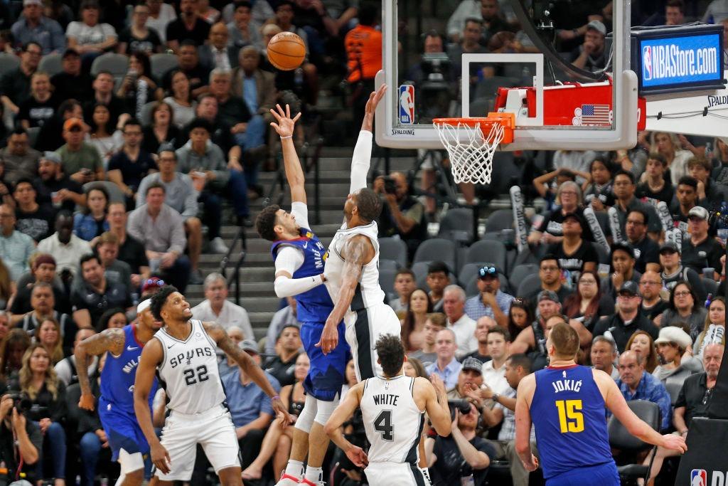Spurs y Nuggets, séptimo partido en los playoff más disputados
