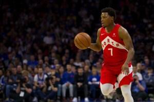 Lowry se convierte en el máximo anotador de los Raptors en playoffs