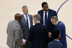 Los Lakers, en negociaciones con Ron Adams, asistente de los Warriors