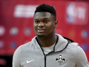 Zion Williamson firma con Jordan