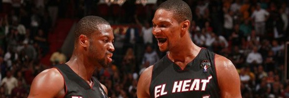 Heat y Lakers se enfrentan en 2011