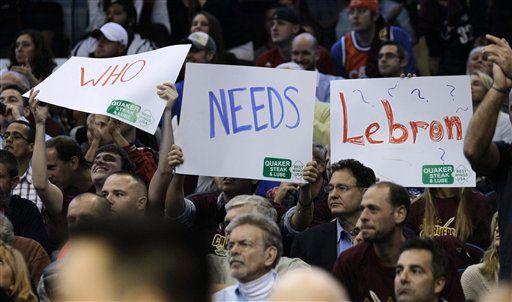 Quién necesita a LeBron?