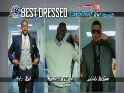 ¿Quién es el jugador mejor vestido de los Wizards?