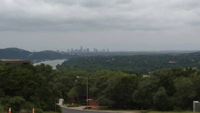 My view of my city, Austin, TX. Post about Wattpad.