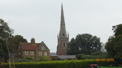 Braunston church